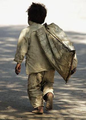 Apakah Anda Masih bisa Gembira ketika Melihat Anak Jalan Ini?